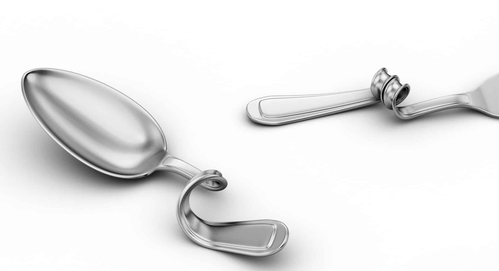 Spoon Bending Without Force